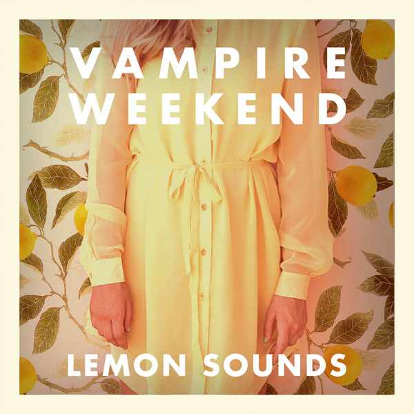 Vampire Weekend Reveal...