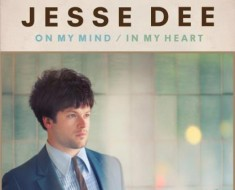 Jesse Dee On My Mind In My Heart Cover Art