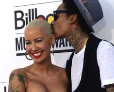 Amber-Rose-Wiz-Khalifa-Pregnancy-Rumor-true-wedding