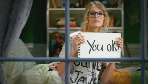 Taylor Swift Concerned About Harry Styles