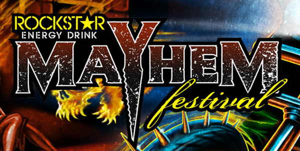 Rockstar Mayhem Festival Announces 2013 Lineup