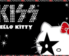 KISS Hello Kitty TV Show