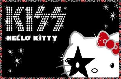 KISS Hello Kitty TV Show