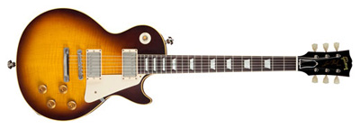 Joe Perry Gibson Les Paul