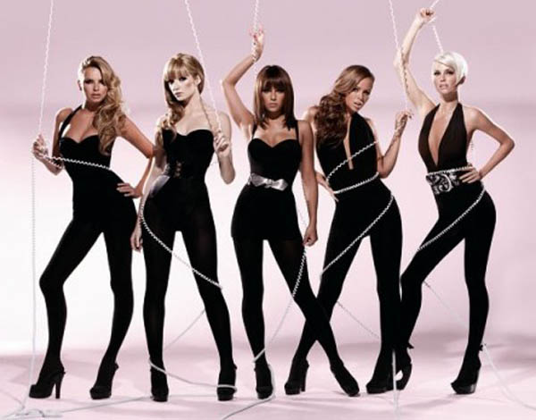 Girls Aloud Split