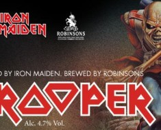 Iron Maiden New Trooper Beer