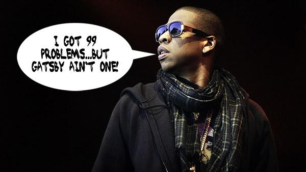 Jay-Z 99 Problems Great Gatsby Baz Luhrmann