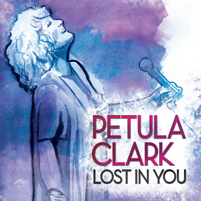 Lost In You Album Cover