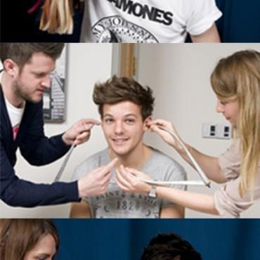 One Direction Madame Tussaud's Wax Figures
