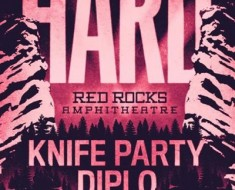 HARD Red Rocks Announces Full Lineup