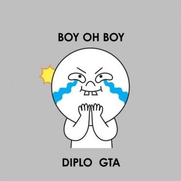 Diplo GTA Missy Elliott Boy Oh Boy New Track Album Art