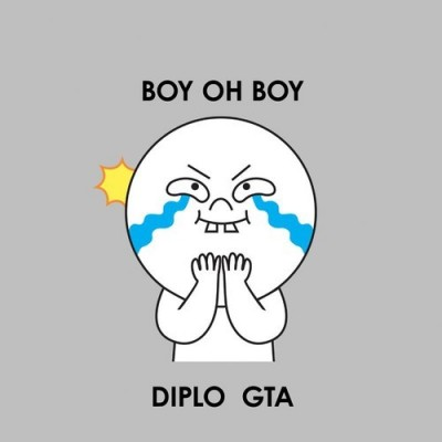 Diplo GTA Missy Elliott Boy Oh Boy New Track Album Art