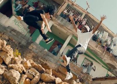Skrillex A$AP Rocky Wild Night Video Still