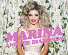 Marina and the Diamonds Wallpaper