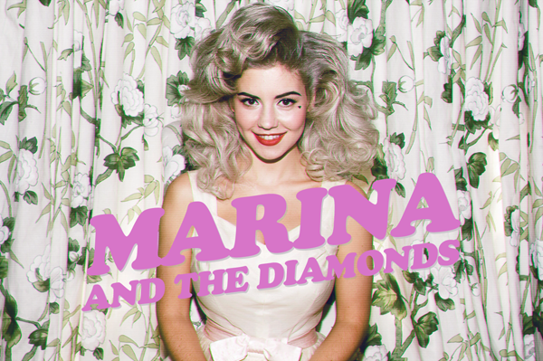 Marina and the Diamonds Wallpaper - JamSpreader