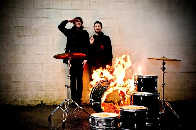 japandroids, indie, rock