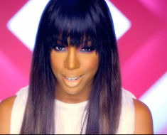 kelly rowland, kisses down low, music video, destiny's child