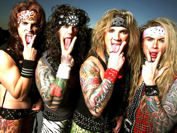 Steel Panther Announces STD Tour 2013 Dates