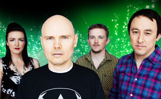 Smashing Pumpkins 2013 World Tour