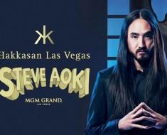 Steve Aoki Hakkasan Las Vegas Residency