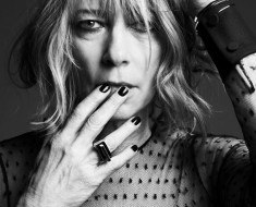 Kim Gordon Yves Saint Laurent