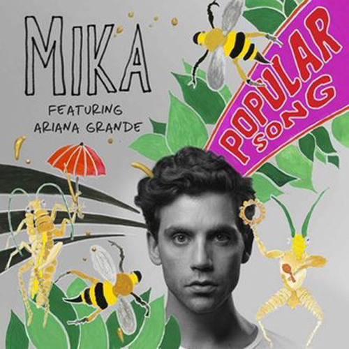Mika Ariana Grande Popular Song