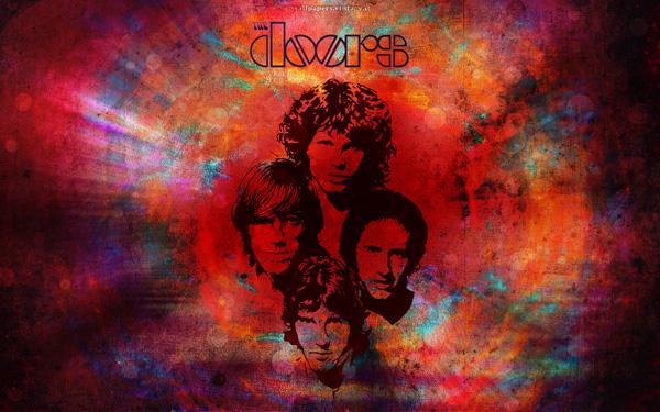 The Doors TBT Throwback Thursday Wallpaper