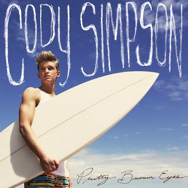 Cody Simpson Pretty Brown Eyes Music Video Album Art