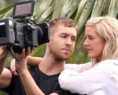 Calvin Harris Ellie Goulding New Music Video