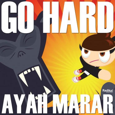 Ayah Marar - Go Hard - Cover Artwork - 1500x1500 edit