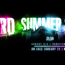 Hard Summer Announces 2013 Lineup!
