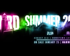 Hard Summer 2013 Lineup Announced