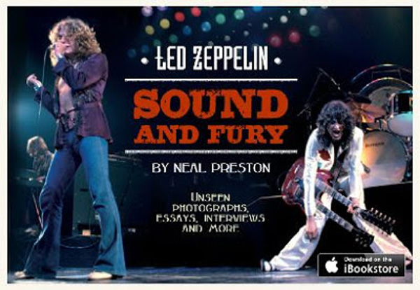 Led Zeppelin Book Neal Preston