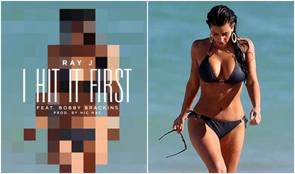 Ray J Kim Kardashian New Song Diss Track