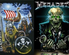 Iron Maiden Megadeth US Mini-Tour Announced