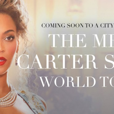 beyonce, the mrs. carter show