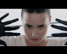 heart attack, demi lovato, music video