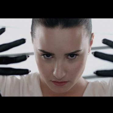 heart attack, demi lovato, music video