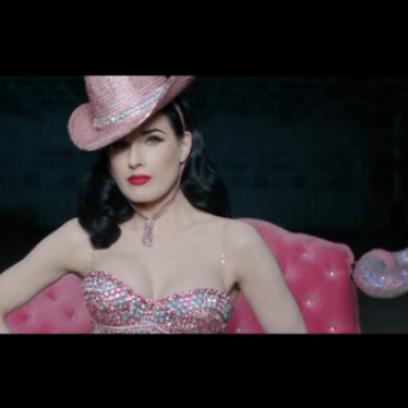 dita von teese, thirty seconds to mars, 30 seconds to mars