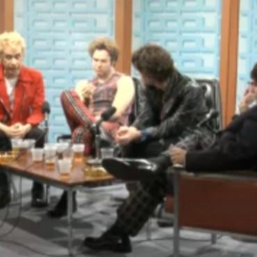 SNL Fake UK Documentary Sex Pistols Bill Grundy Interview