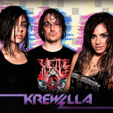 "Krewella Free EP Download? ""Come & Get It!"""