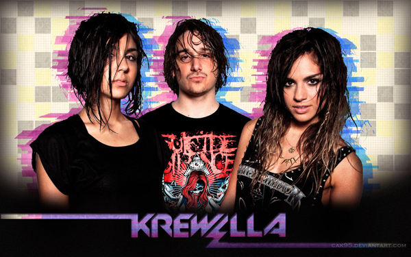 Krewella Free EP Download
