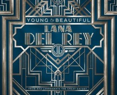 lana del rey, young & beautiful, the great gatsby