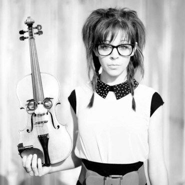 lindsey stirling, lady gaga, dubstep, edm