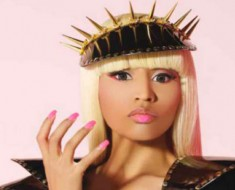 Nicki Minaj Pink Pill Speakers