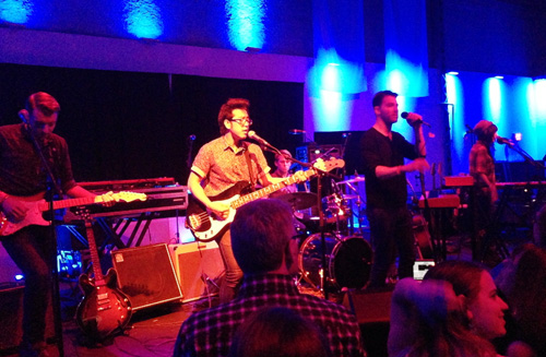 Hunter Hunted Opens For Fitz & The Tantrums