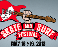 skate and surf, six flags