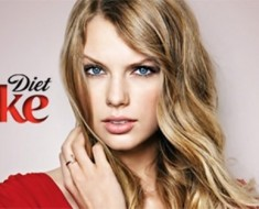 taylor swift, diet coke, commercial