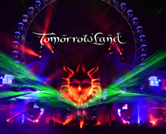 tomorrowland, comics, edm