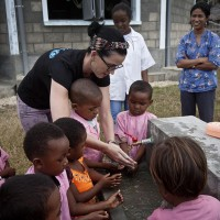Katy Perry UNICEF Madagascar Visit